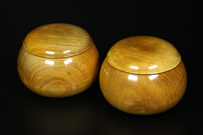 Shimakuwa, Go Bowls For -42 stones, SGG-42-1611-01