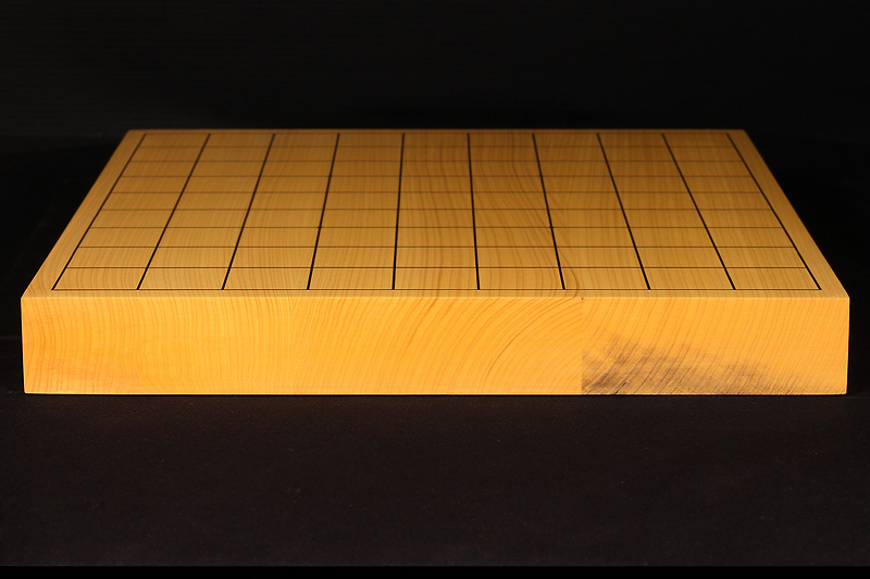 Japan-grown Hon Kaya Table Shogi Board No.86064