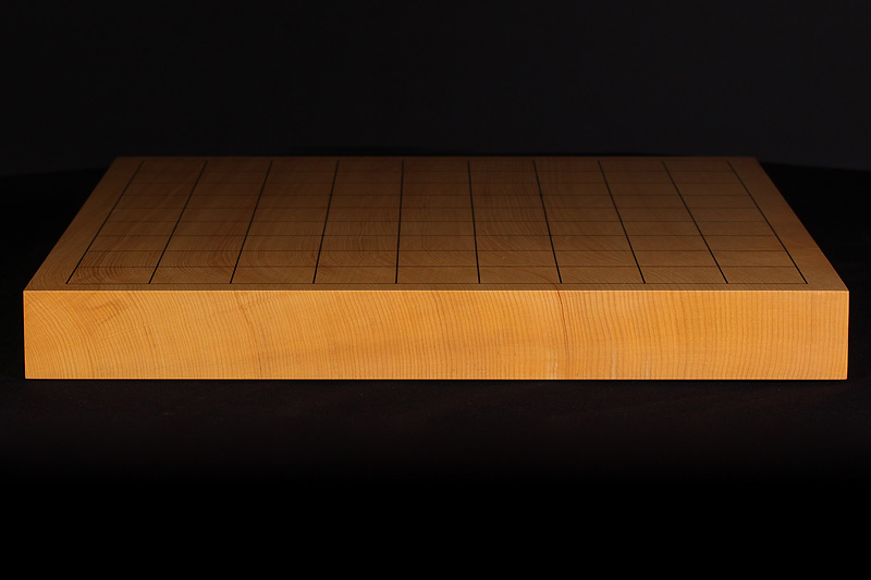 Japan-grown Hon Kaya  Table Shogi Board No.86101