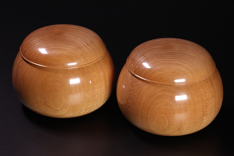 Shimakuwa, Go Bowls For -42 stones SGG-42-708-01