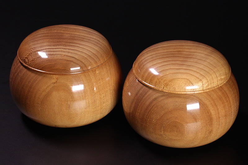 Shimakuwa, Go Bowls For -42 stones SGG-42-708-02