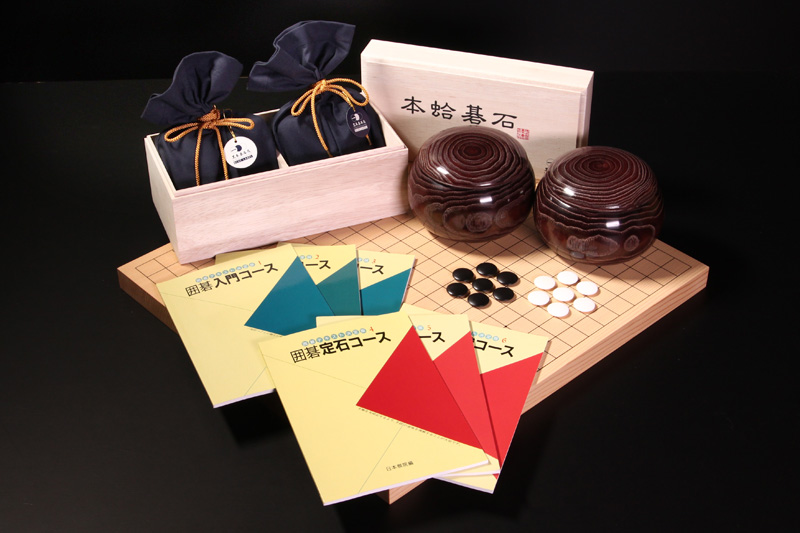 BLUE LABEL 31, Kuri Bowls, New Kaya Table Board10, Total 6booklets for beginners.