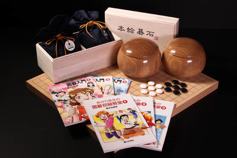 BLUE LABEL 31, Nara Bowls, New Kaya Table Board 10, Total 6booklets for beginners.