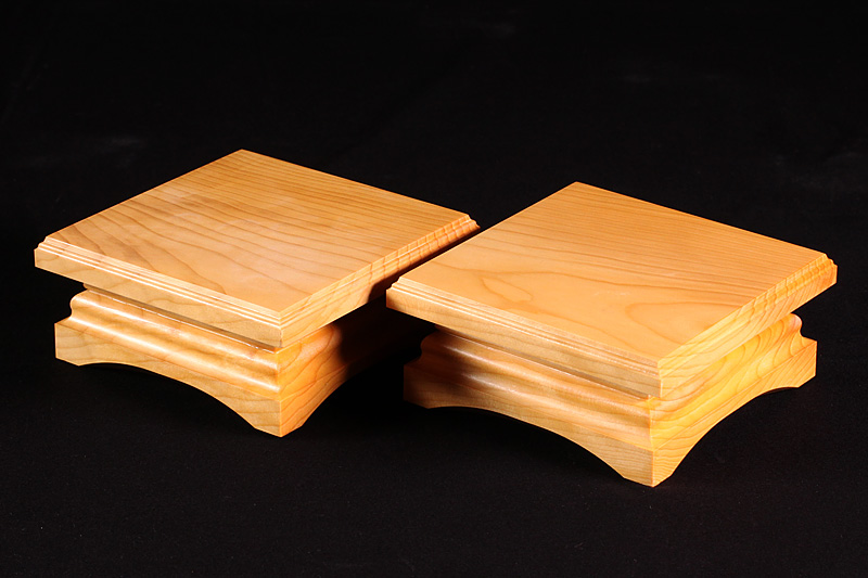 For Table Shogi Board Piece stand, HonKaya (2) Off-spec
