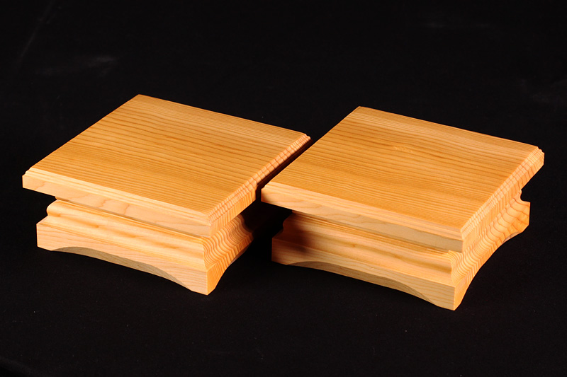 For Table Shogi Board Piece stand, HonKaya (3) Off-spec