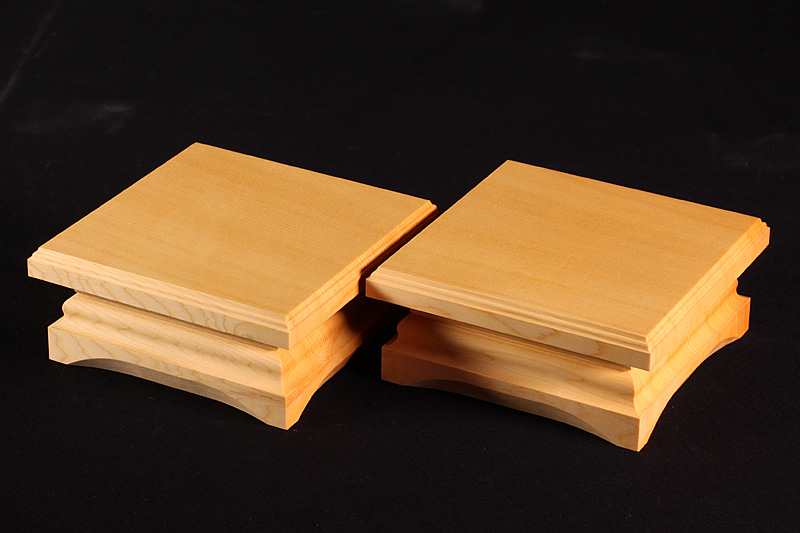 For Table Shogi Board Piece stand, HonKaya (4) Off-spec