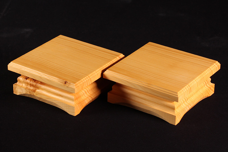 For Table Shogi Board Piece stand, HonKaya (7) Off-spec
