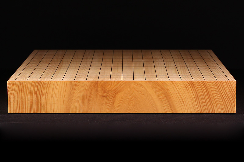 Japan-grown Hon Kaya Table Go Board No.76617