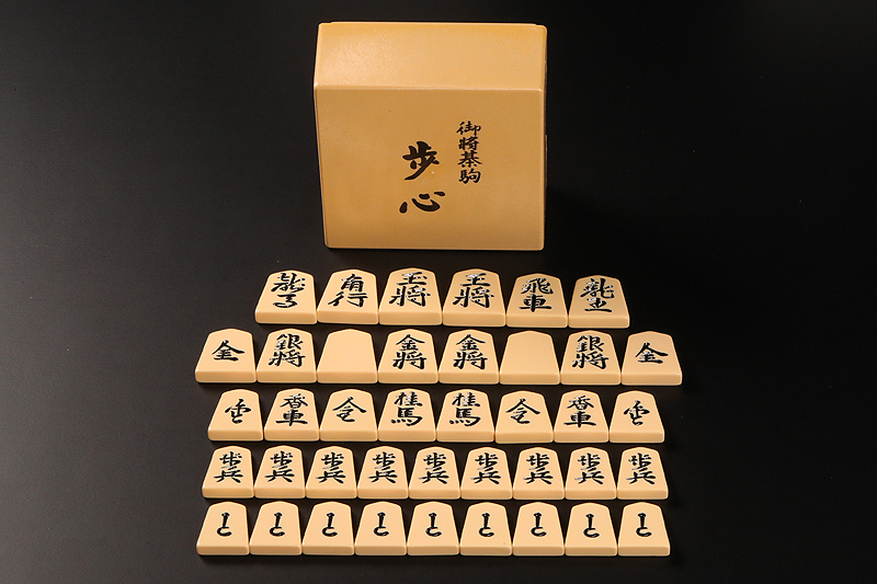 Plastic Shogi Pieces