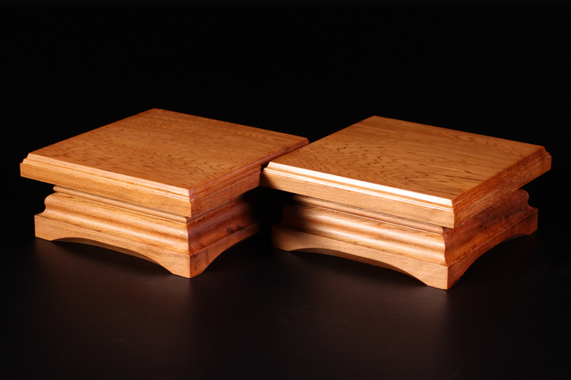 For Table Shogi Board Piece stand, Yakusugi(1)