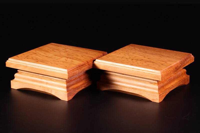 For Table Shogi Board Piece stand, Yakusugi(2)