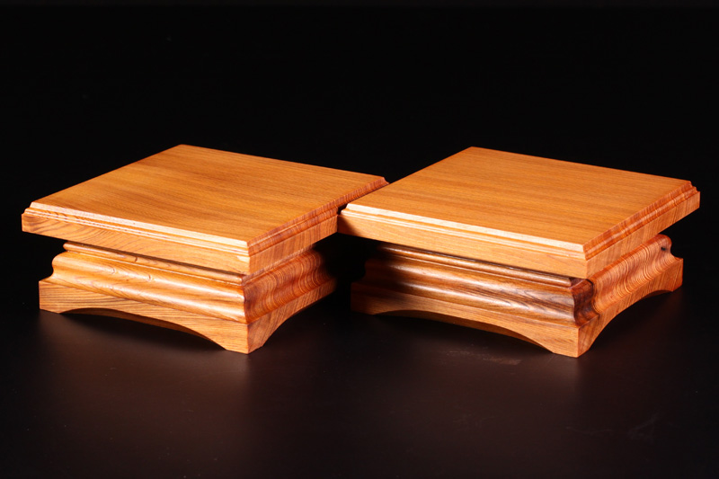 For Table Shogi Board Piece stand, Yakusugi(3)
