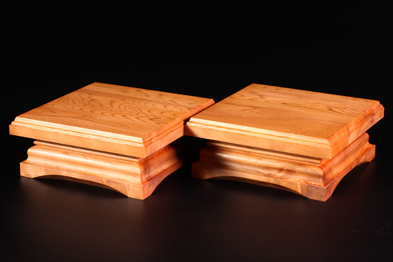 For Table Shogi Board Piece stand, Yakusugi(4)