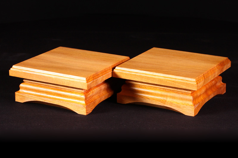 For Table Shogi Board Piece stand, Yakusugi(6) Off-spec