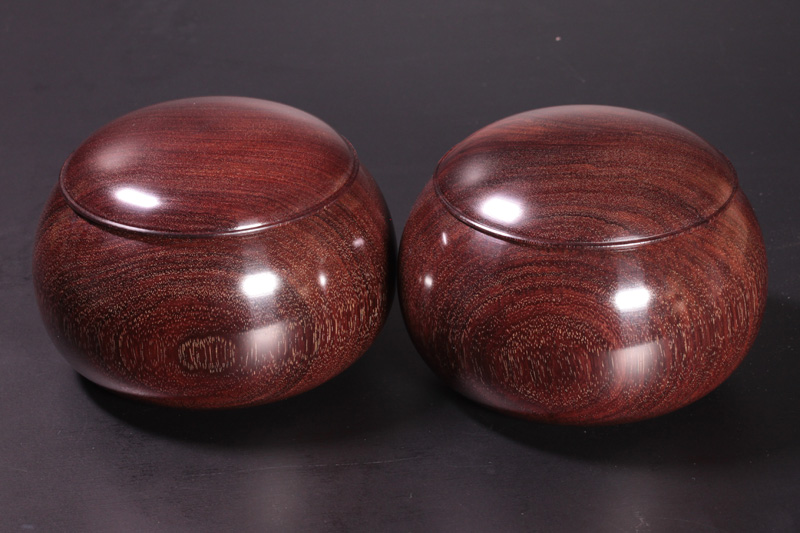 Rose wood Go Bowls For -42 stones XXL