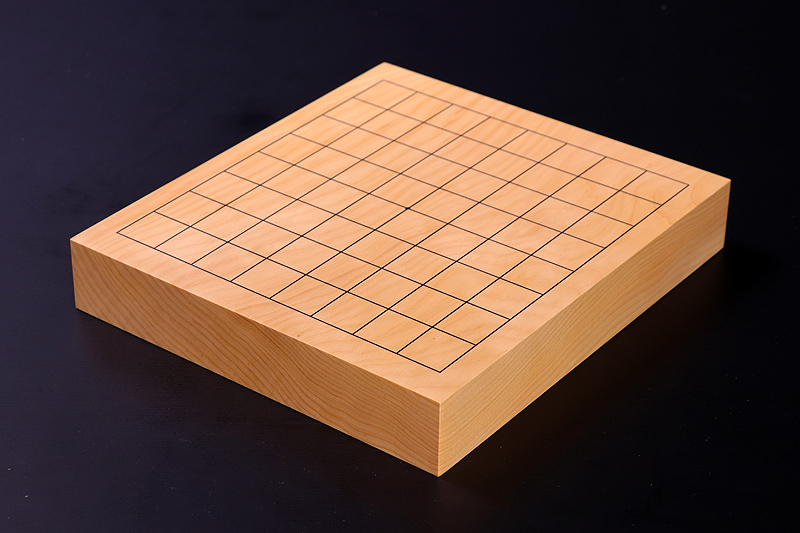 Hyuga  Kaya Table Go Board No.76716 with 9*9 ro