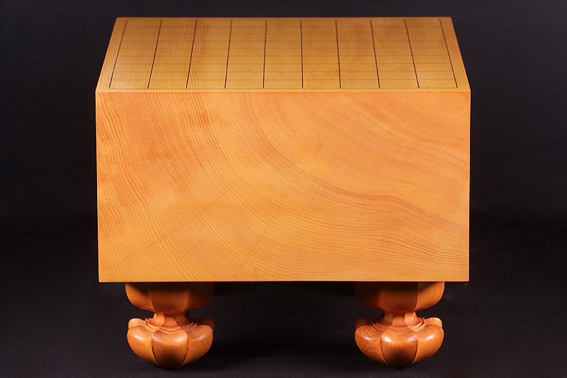 Hyugakaya Shogi Board with Legs No.3179