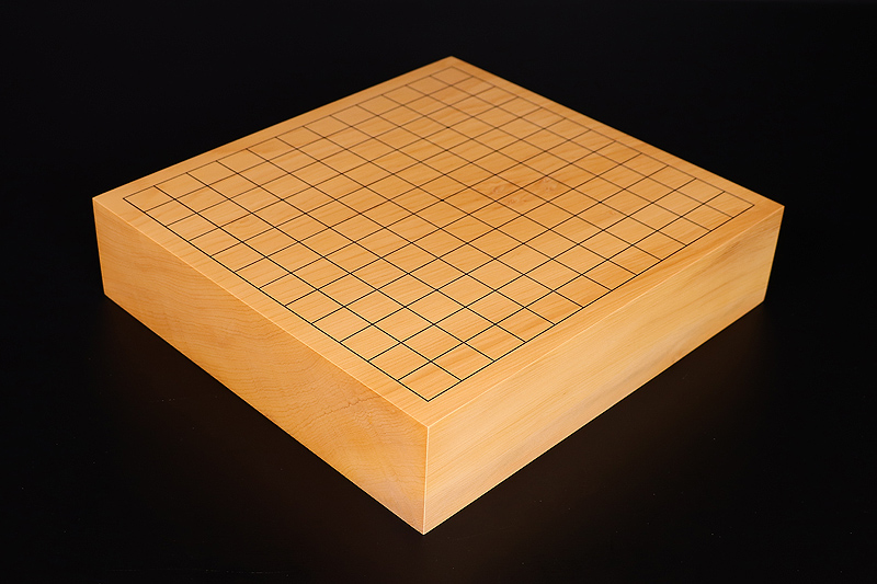 Hyuga  Kaya Table Go Board No.76717 with 13*13 ro