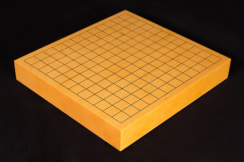 Hyuga  Kaya Table Go Board No.76723 with 13*13 ro