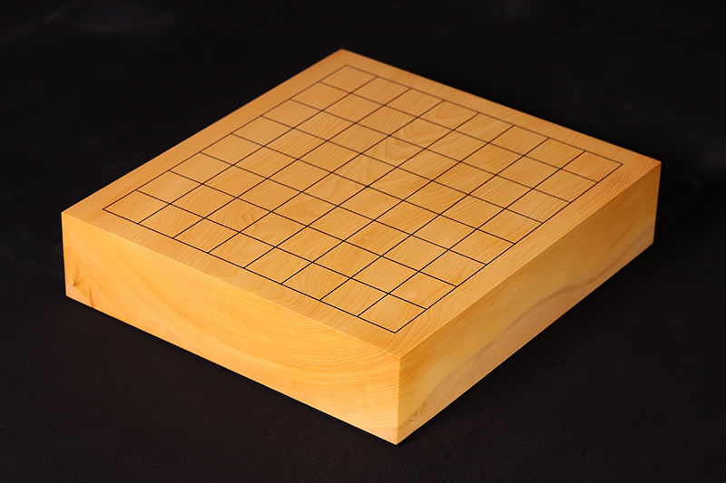 Hyuga  Kaya Table Go Board No.76730 with 9*9 ro