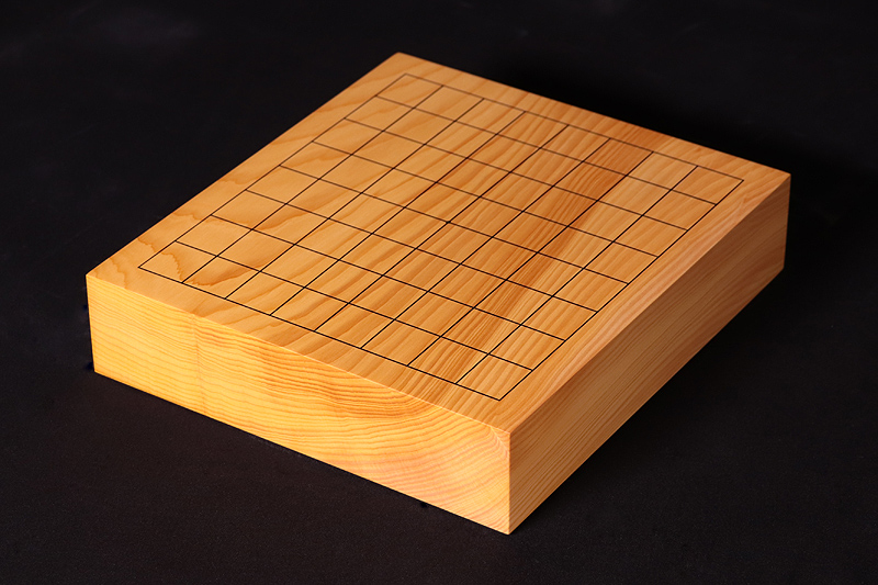 Hyuga  Kaya Table Go Board No.76731 with 9*9 ro