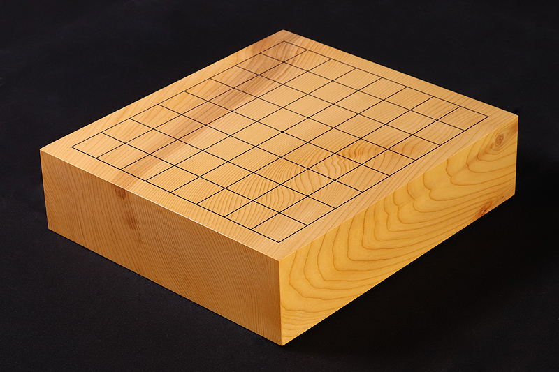 Hyuga  Kaya Table Go Board No.76734 with 9*9 ro