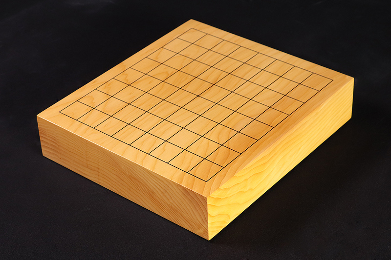 Hyuga  Kaya Table Go Board No.76733 with 9*9 ro