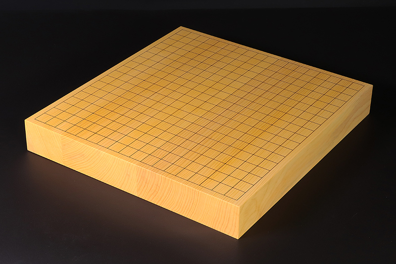 Japan grown kaya Table Go Board No.79022 Off-spec