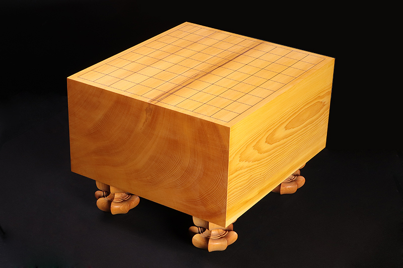 Hyugakaya Shogi Board with Legs NO.81014