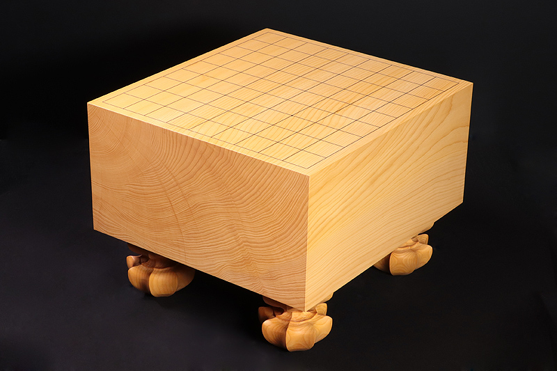 HyugaKaya Shogi Board with Legs No.80013