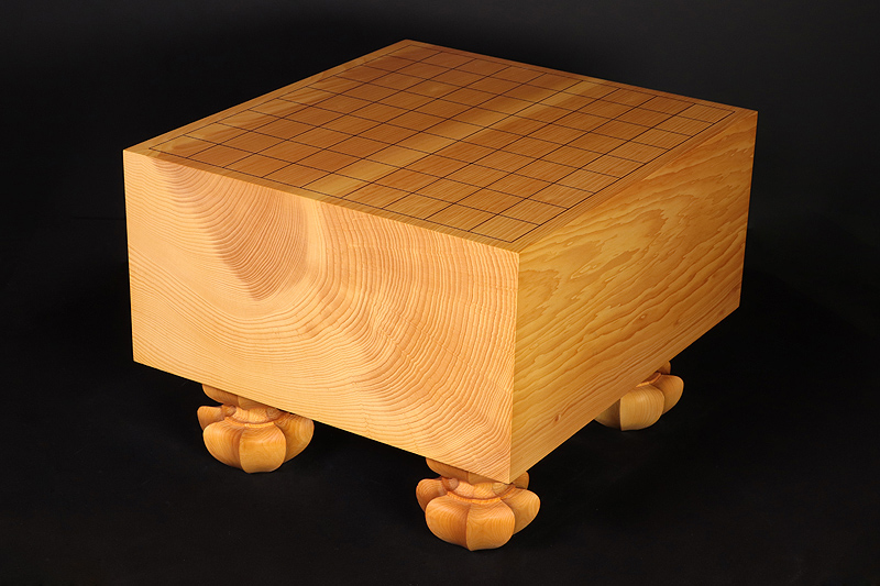 HyugaKaya Shogi Board with Legs No.81004