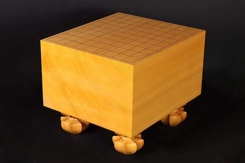 HyugaKaya Shogi Board with Legs No.81003