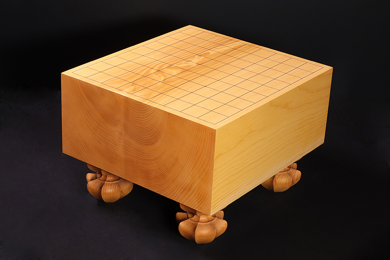 HyugaKaya Shogi Board with Legs No.81024