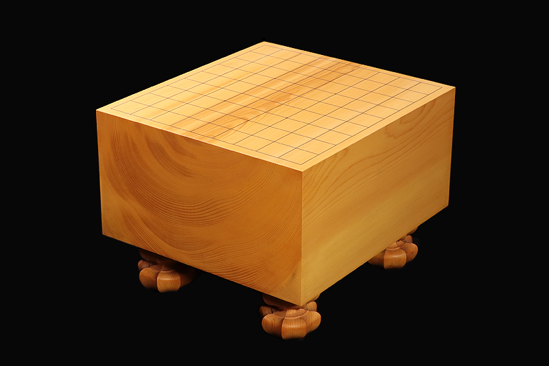 HyugaKaya Shogi Board with Legs No.81023