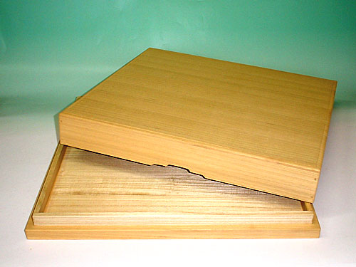 Paulownia Box for Table Shogi Board