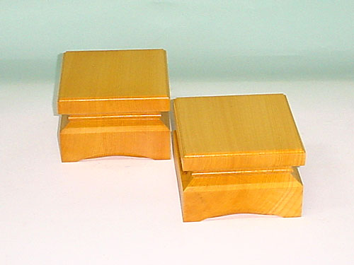 For Table Shogi Board Piece stand, Kaya