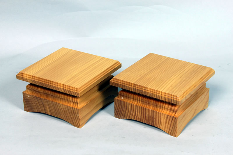 For Table Shogi Board Piece stand, Yakusugi