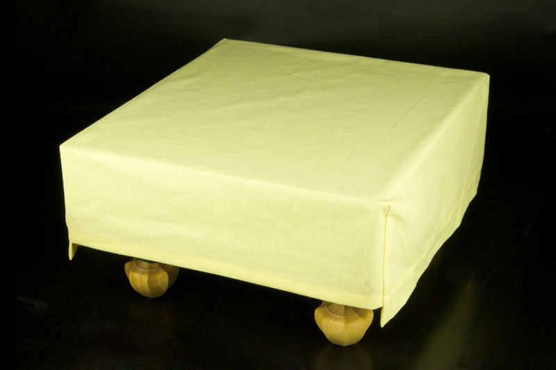 Cotton cover for Go Board