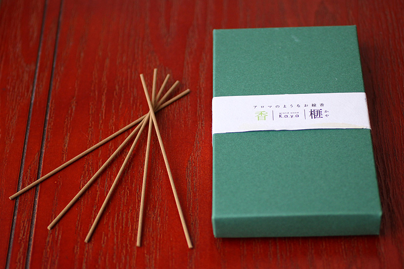 Kaya incense sticks