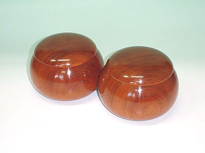 Karin (Chinese quince) Go Bowls For 30-35 stones, XL
