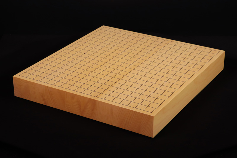 Japan-grown Hon Kaya Table Go Board No.76673